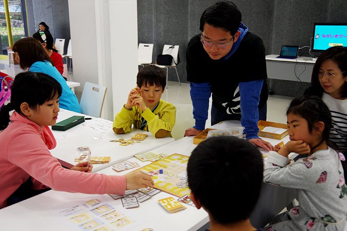 Learning through board games