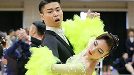 Tokyo Tech third at 108th National and Public University DanceSport Championships