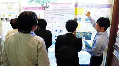Poster Presentation Prize in Japan-Taiwan Joint Seminar