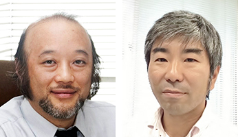 Professor Eiry Kobatake and Associate Professor Masayasu Mie