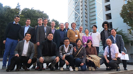 Imperial College London and Tokyo Tech hold joint workshop