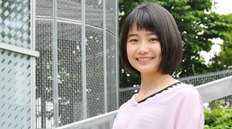 Ayako Tamaki was highlighted in Global Scientists and Engineers Course.