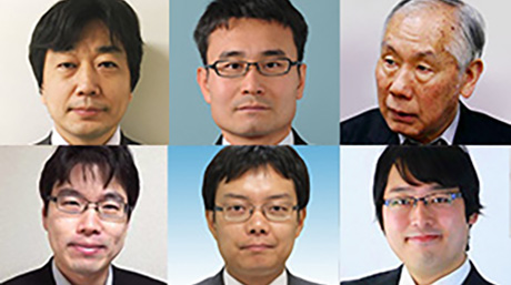 Six Tokyo Tech faculty members receive FY2019 MEXT Commendation