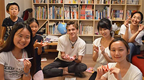 Tokyo Tech Summer Program 2019 participants share Home Visit experiences