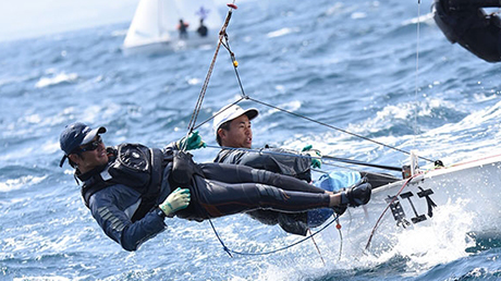 Tokyo Tech to sail in 470-class Japan Championships 2019