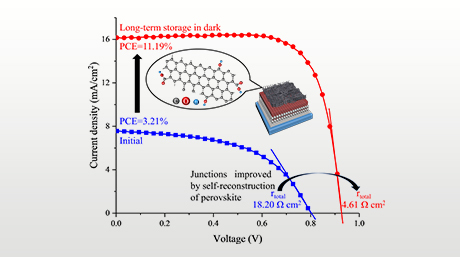 How perovskite in solar cells recrystallizes and why modified carbon nanotubes can help overcome the reproducibility problem by making use of this