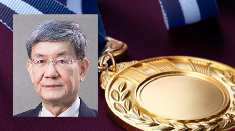 Emeritus Professor Wiwut Tanthapanichakoon awarded 2016 Autumn Conferment of Decoration on Foreign Nationals