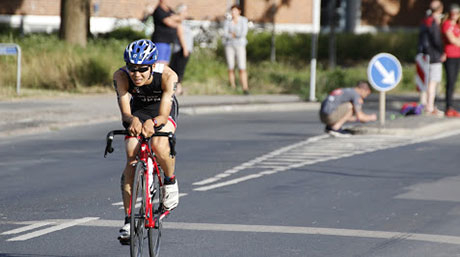 Tokyo Tech's Hara 13th at Duathlon World Championships