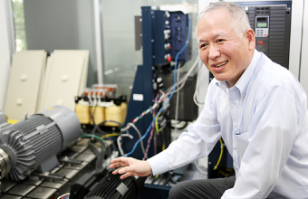 Hirofumi Akagi Professor Department of Electrical and Electronic Engineering, School of Engineering