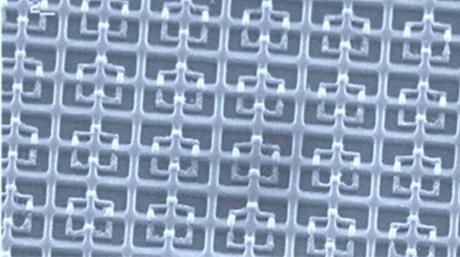 III-V族半導体上メタマテリアルCLEO 2013, QM1A.6 (2013)