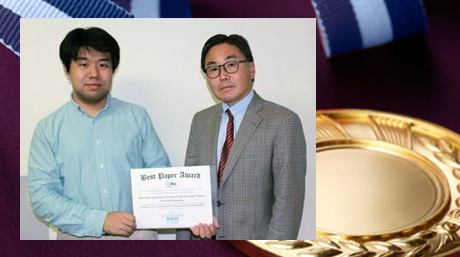 千葉明教授・清田恭平研究員がIEEE Transaction on Energy ConversionのBest Paper Awardを受賞