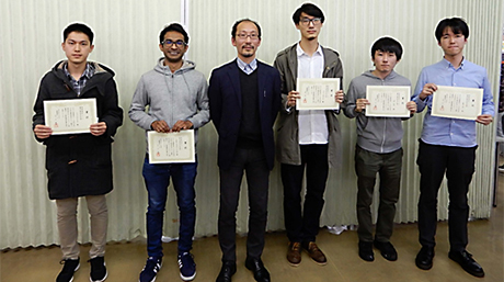 Concept presentation was held and 10 master students were awarded