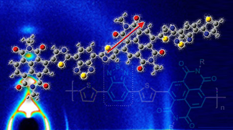 New semiconducting polymers with record-setting electron mobility for future devices