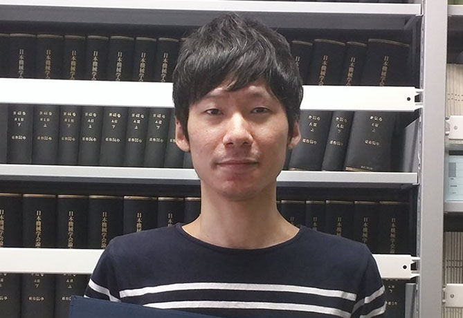 Yuki OTSUKA (Inoue Sakaguchi lab) received the Best Presentation Award at the 67th annual meetings of the Society of Materials Engineering, Japan.