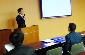Closing remarks by Tokyo Tech Vice President Naoto Ohtake