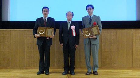Prof Jun-ichi Imura won SICE Fellow.