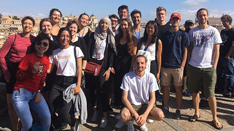 Three Schools' 2019 International Exchange Outbound Program: Fall – Winter cohort returns