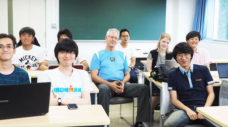 "Recollections of My ""Teaching Summer"" at Tokyo Tech"